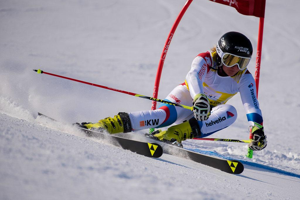 2015/16, European Cup, FIS, GS, La Molina (SPA), Season, WILD Simone  (SUI), Women