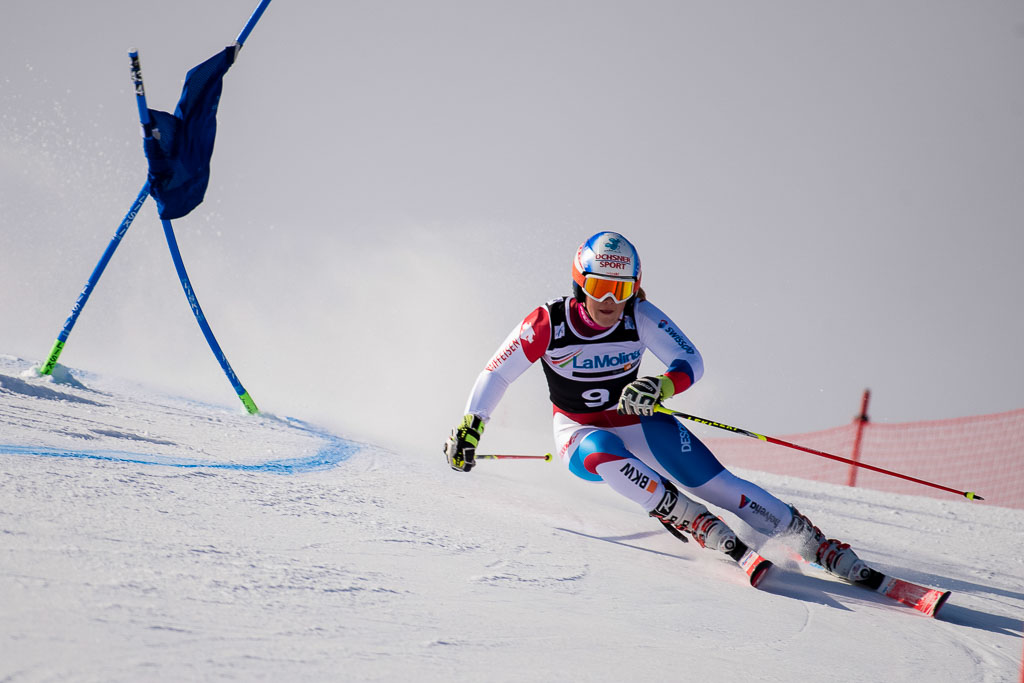 2015/16, European Cup, FIS, GS, La Molina (SPA), MEILLARD Melanie (SUI), Season, Women