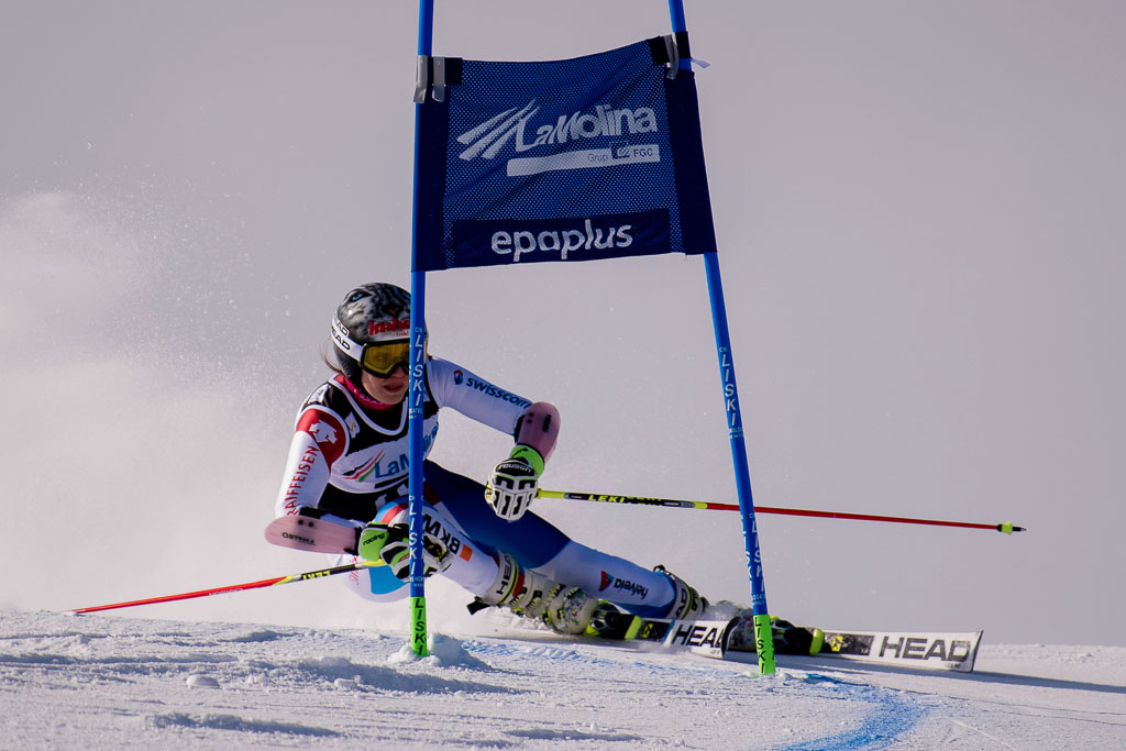 2015/16, European Cup, FIS, GS, KASPER Vanessa  (SUI), La Molina (SPA), Season, Women