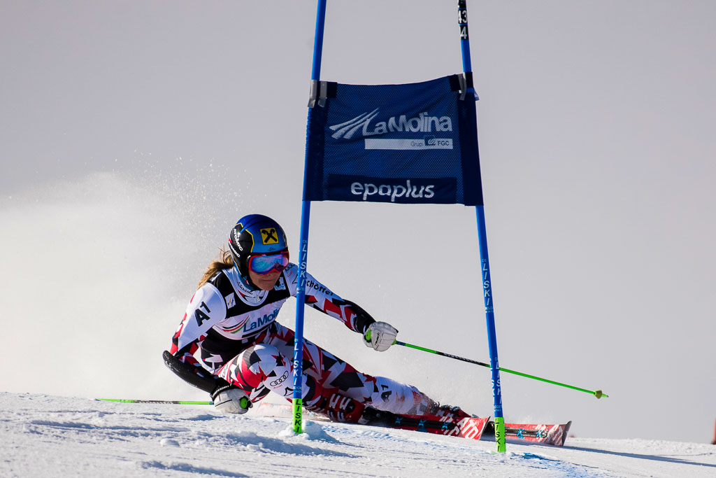 2015/16, European Cup, FIS, GALLHUBER Katharina(AUT), GS, La Molina (SPA), Season, Women