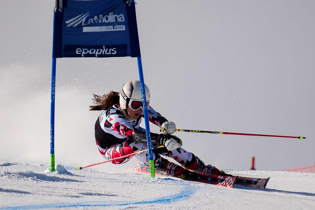 2015/16, European Cup, FIS, GS, La Molina (SPA), MAIR Chiara(AUT), Season, Women