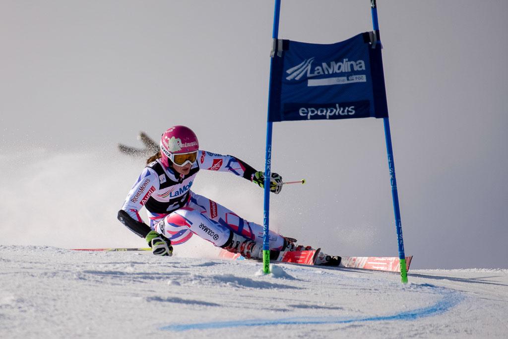 European Cup, FIS, FORNI Josephine (FRA), GS, La Molina (SPA), Women