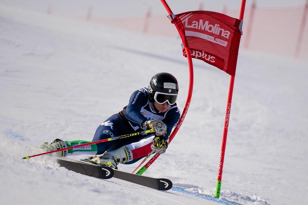 2015/16, European Cup, FIS, GALLI Jole  (ITA), GS, La Molina (SPA), Season, Women