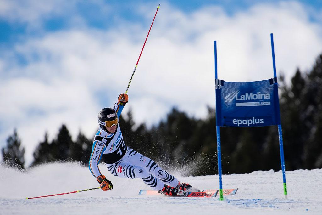 2015/16, European Cup, FIS, GS, La Molina (SPA), Men, STAUBITZER Benedikt  (GER), Season