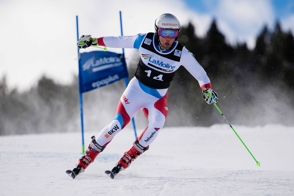 2015/16, European Cup, FIS, GS, La Molina (SPA), Men, PLEISCH Manuel (SUI), Season