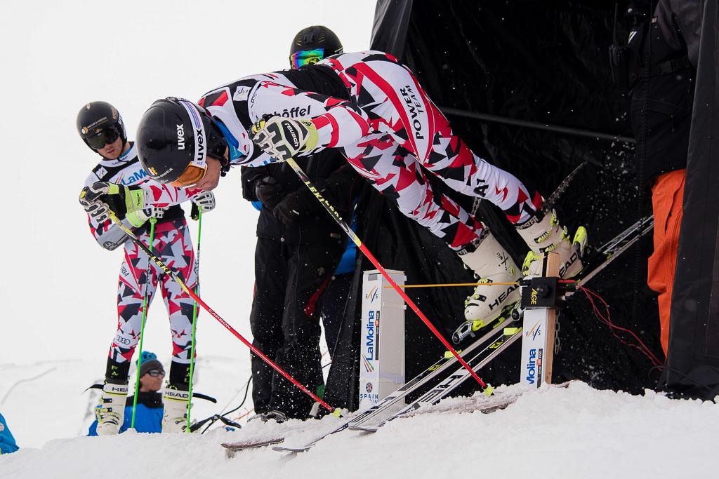 2015/16, European Cup, FIS, GS, La Molina (SPA), Men, STROLZ Johannes(AUT), Season