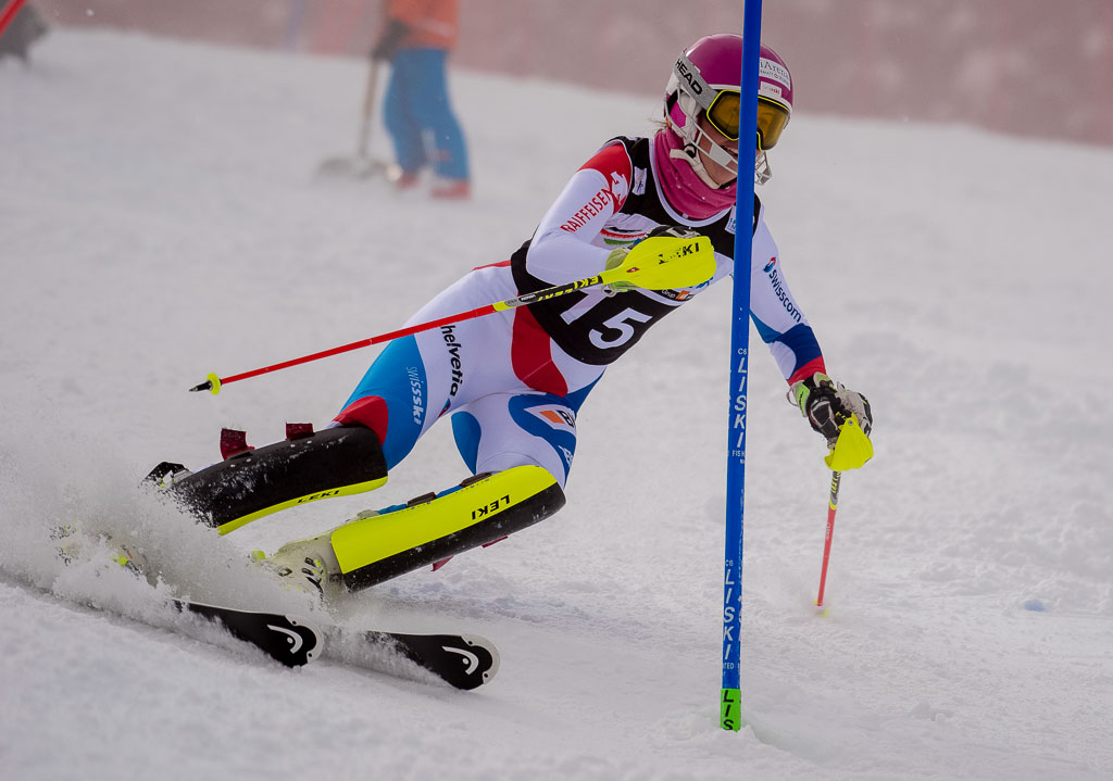2015/16, DANIOTH Aline  (SUI), European Cup, FIS, La Molina (SPA), SL, Season, Women
