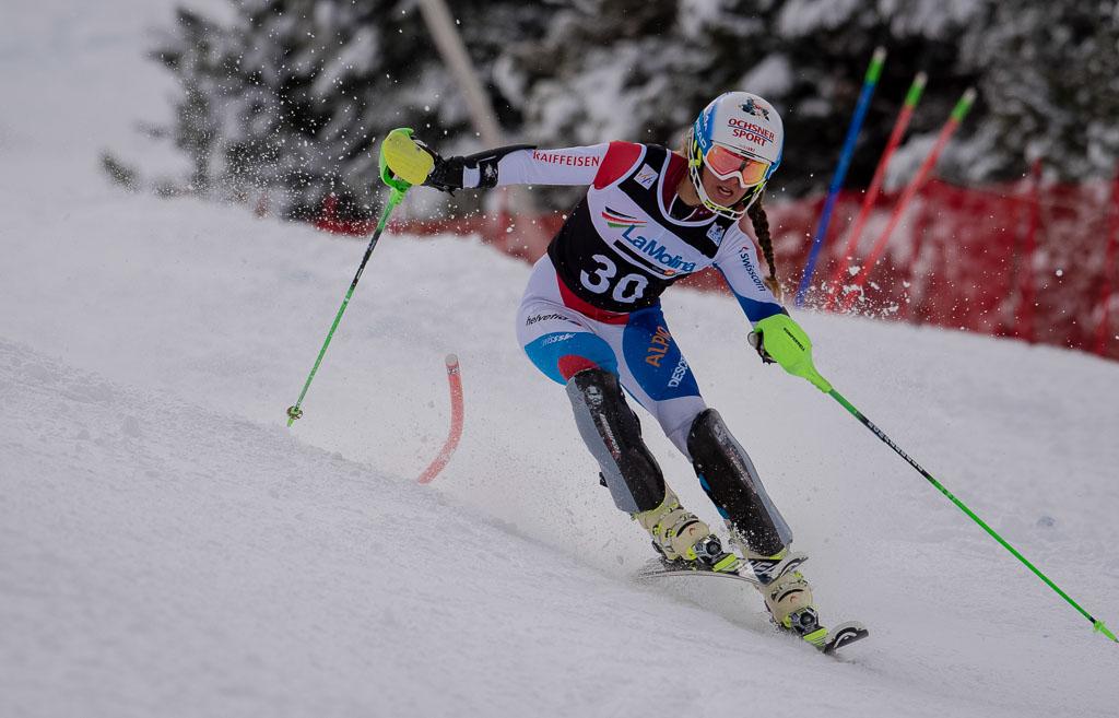 2015/16, European Cup, FIS, La Molina (SPA), RAST Camille(SUI), SL, Season, Women