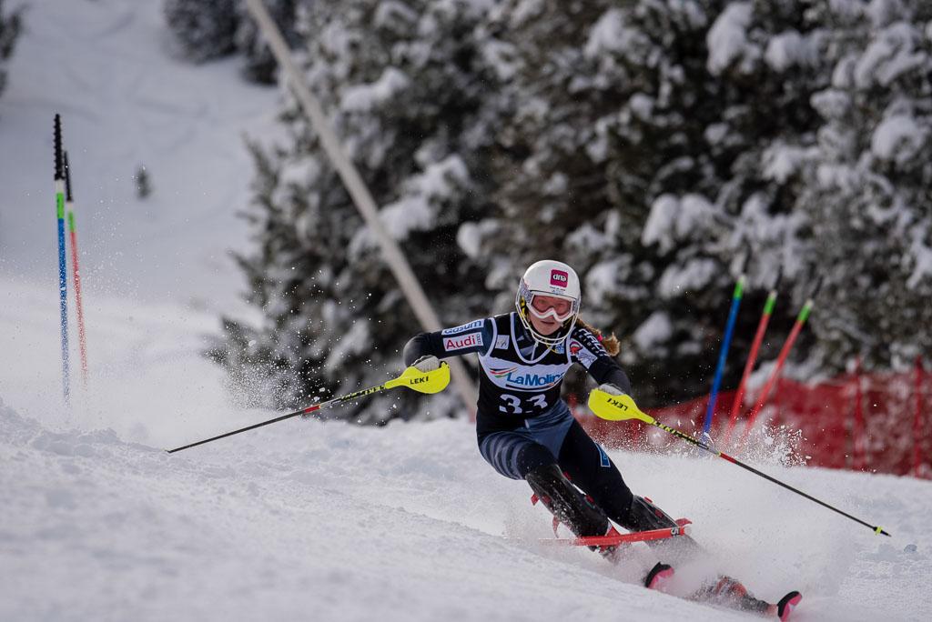 2015/16, European Cup, FIS, HONKANEN Riikka(FIN), La Molina (SPA), SL, Season, Women