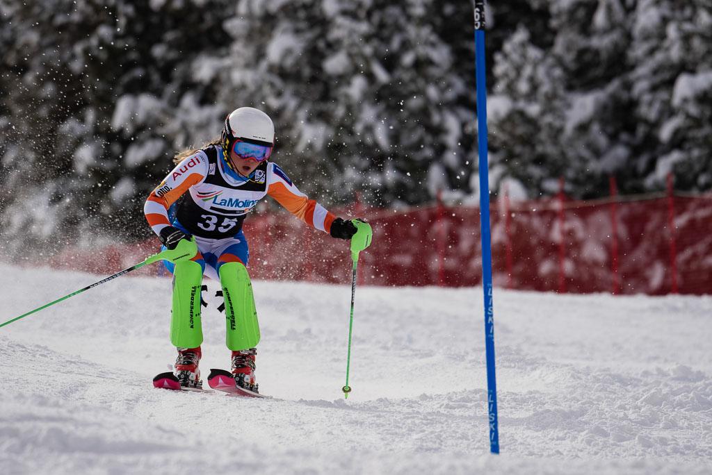 2015/16, European Cup, FIS, JELINKOVA Adriana (NED), La Molina (SPA), SL, Season, Women
