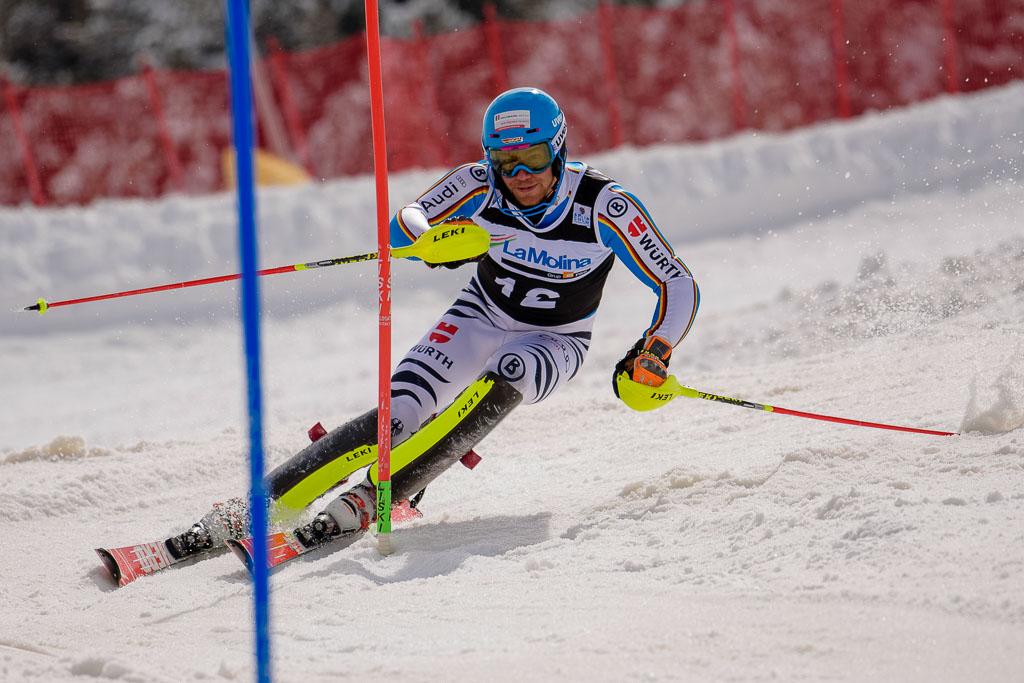 2015/16, European Cup, FIS, HOLZMANN Sebastian (GER), La Molina (SPA), Men, SL, Season