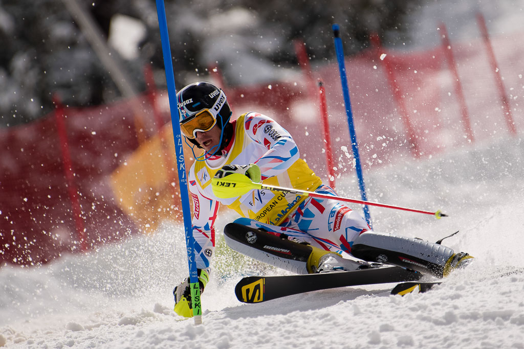 2015/16, BUFFET Robin (FRA), European Cup, FIS, La Molina (SPA), Men, SL, Season