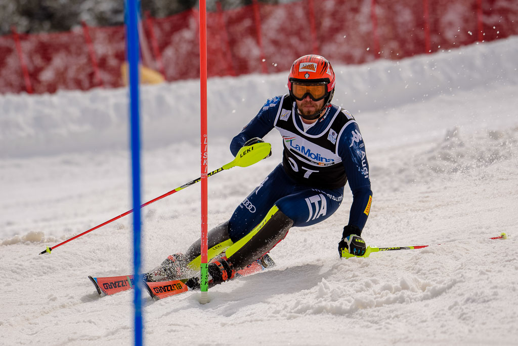 2015/16, European Cup, FIS, La Molina (SPA), MAURBERGER Simon  (ITA), Men, SL, Season