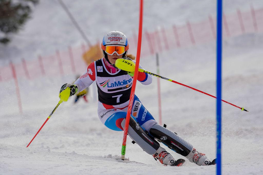 2015/16, European Cup, FIS, La Molina (SPA), MEILLARD Melanie (SUI), SL, Season, Women