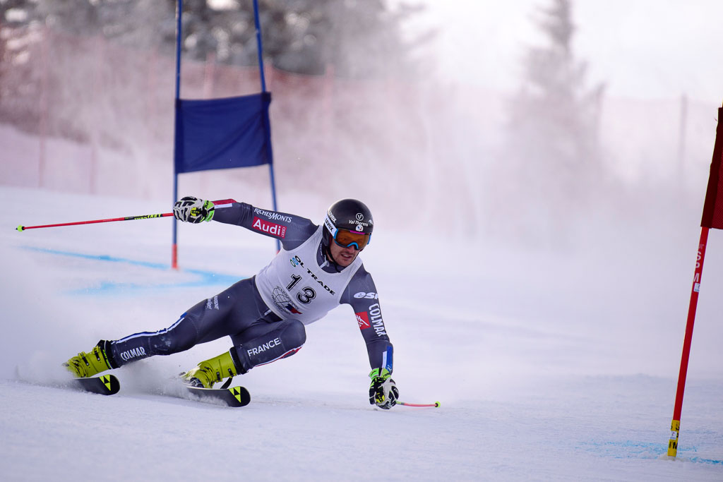 2016/17, European Cup, FIS, GALEOTTI Greg(FRA), GS, Jasna (SVK), Men, Season