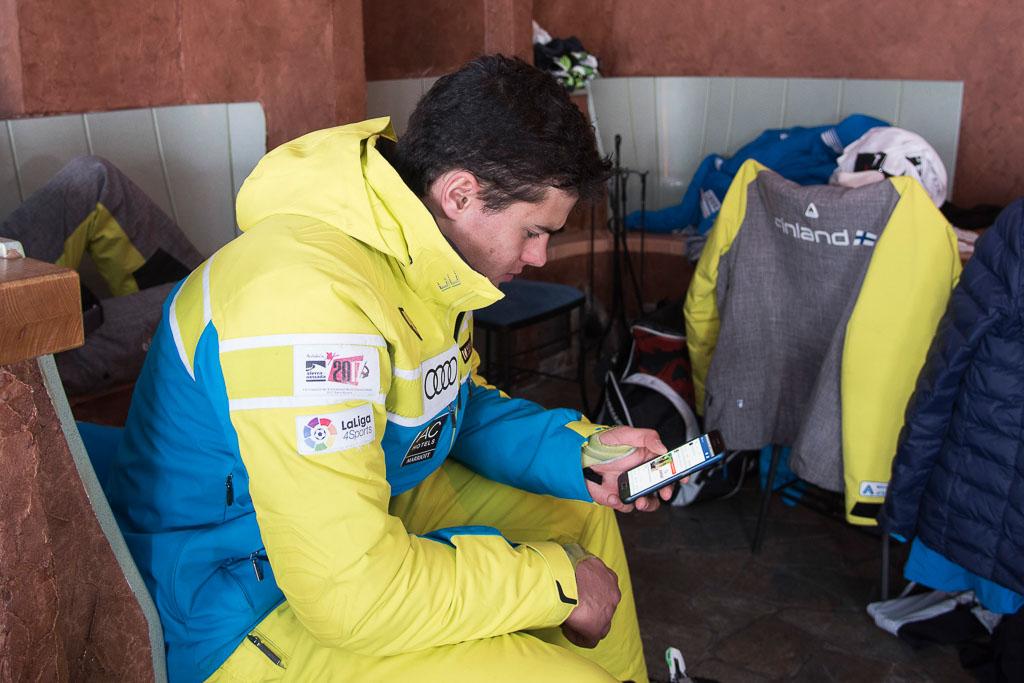 2016/17, DEL CAMPO Juan (SPA), European Cup, FIS, GS, Jasna (SVK), Men, Season