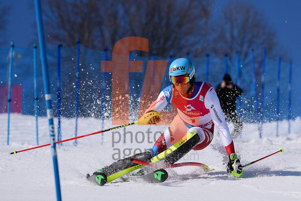 2016/17, European Cup, FIS, Men, SCHMIDIGER Reto (SUI), SL, Season, Zakopane (POL)
