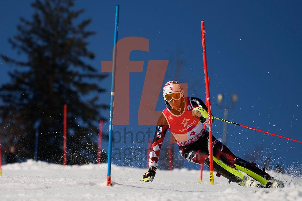 2016/17, European Cup, FIS, Men, SL, Season, VIDOVIC Matej, Zakopane (POL)