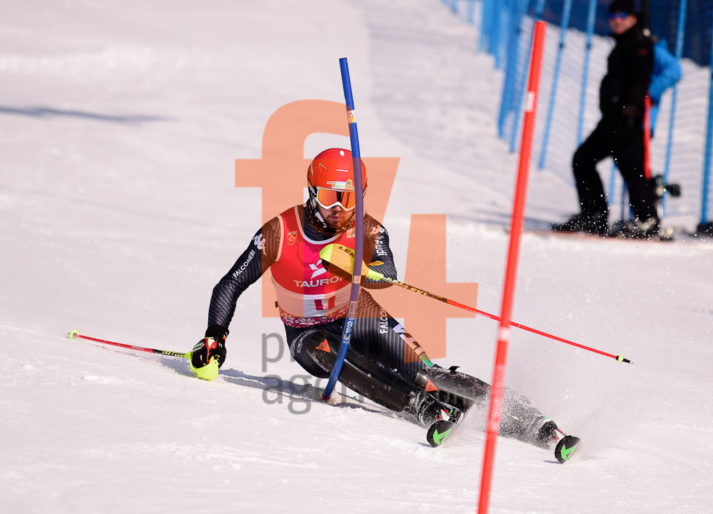 2016/17, BACHER Fabian (ITA), European Cup, FIS, Men, SL, Season, Zakopane (POL)