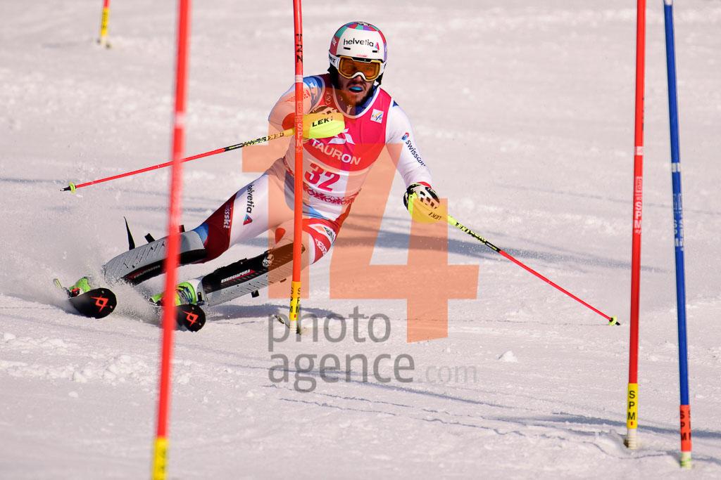2016/17, BONVIN Anthony  (SUI), European Cup, FIS, Men, SL, Season, Zakopane (POL)