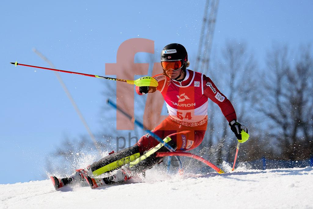 2016/17, European Cup, FIS, HAUGAN Timon   (NOR), Men, SL, Season, Zakopane (POL)