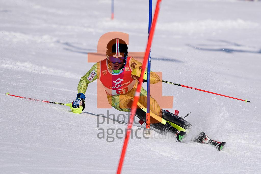 2016/17, DEL CAMPO Juan (SPA), European Cup, FIS, Men, SL, Season, Zakopane (POL)