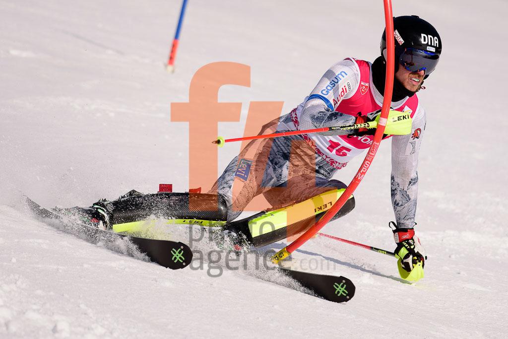 2016/17, European Cup, FIS, Men, RASANEN Joonas   (FIN), SL, Season, Zakopane (POL)