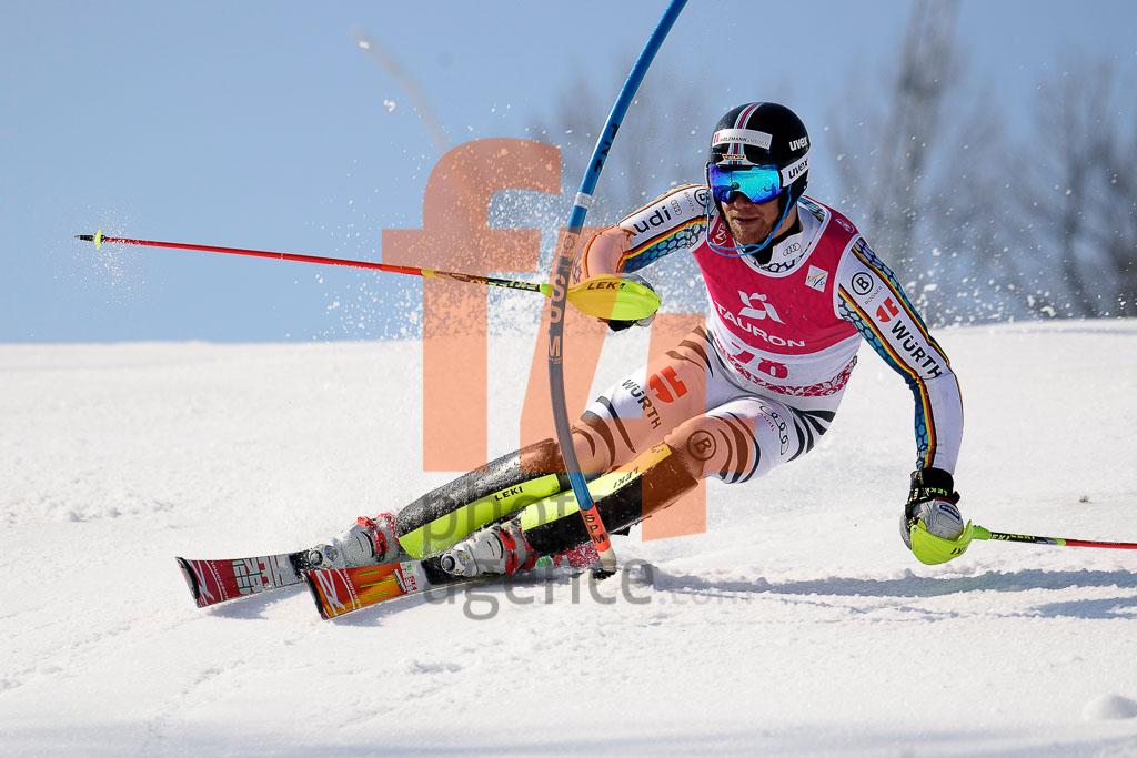 2016/17, European Cup, FIS, HOLZMANN Sebastian (GER), Men, SL, Season, Zakopane (POL)