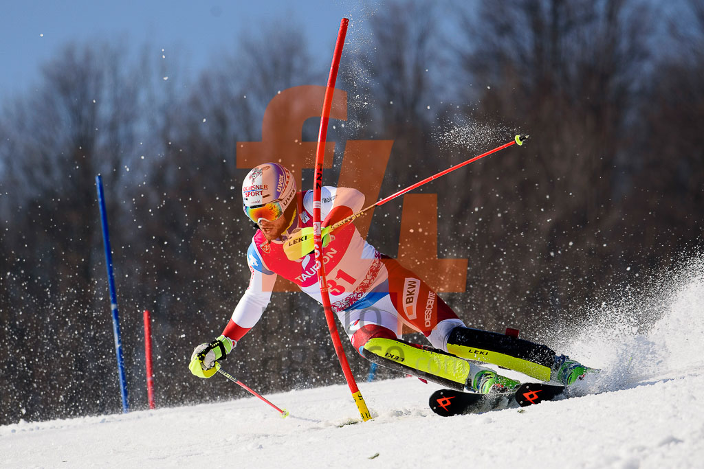 2016/17, European Cup, FIS, GINI Marc (SUI), Men, SL, Season, Zakopane (POL)