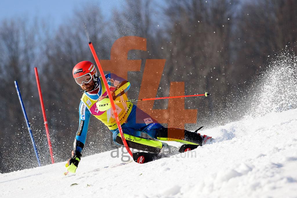 2016/17, European Cup, FIS, HAUGEN Leif Kristian (NOR), Men, SL, Season, Zakopane (POL)