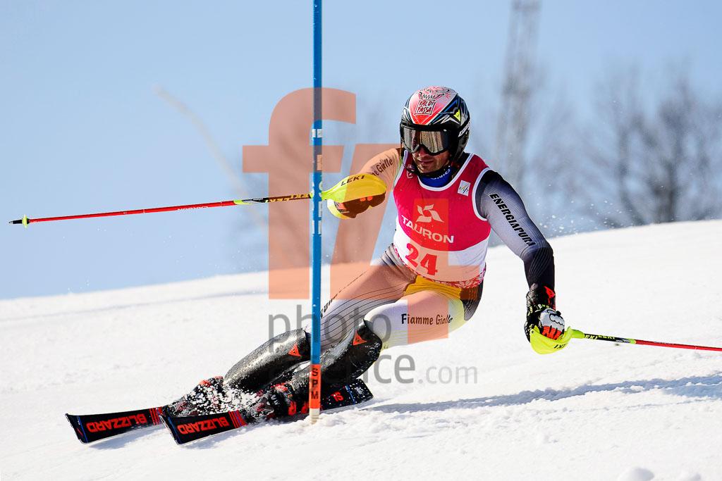 2016/17, DEVILLE Cristian (ITA), European Cup, FIS, Men, SL, Season, Zakopane (POL)