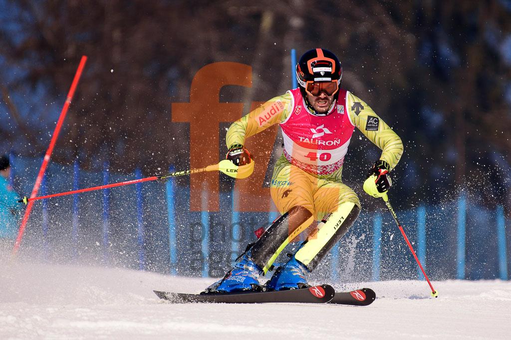 2016/17, European Cup, FIS, Men, SALARICH Joaquim (SPA), SL, Season, Zakopane (POL)