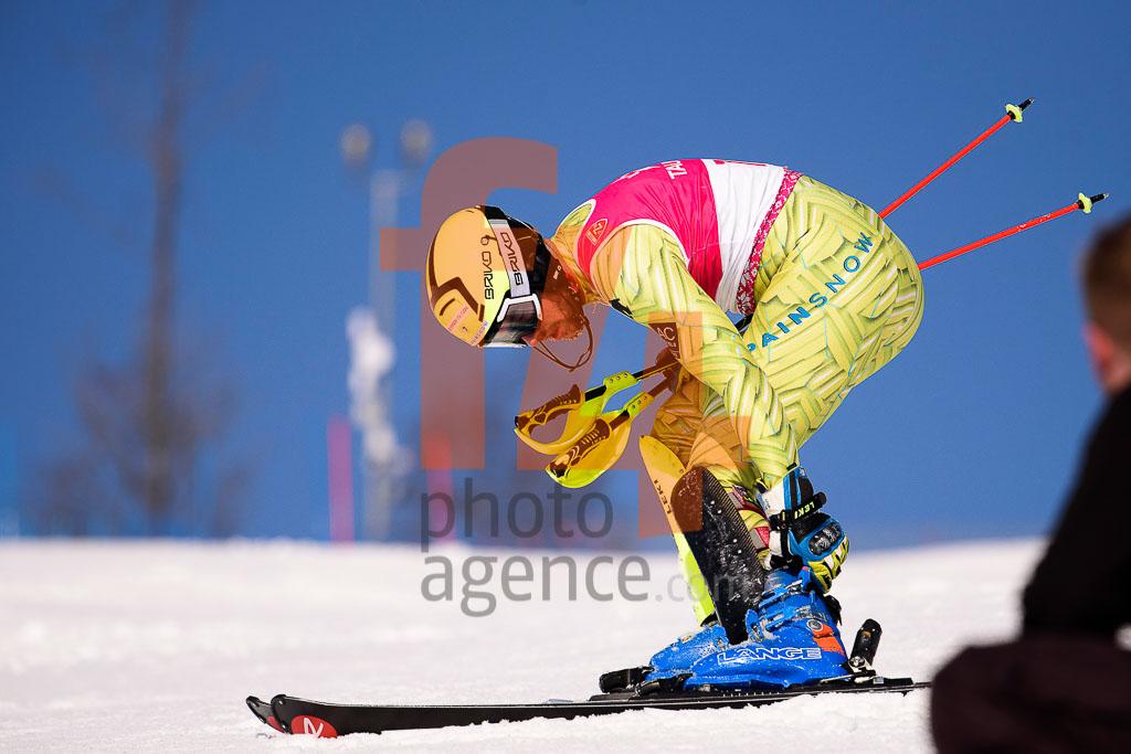 2016/17, European Cup, FIS, Men, PUENTE TASIAS Alejandro (SPA), SL, Season, Zakopane (POL)