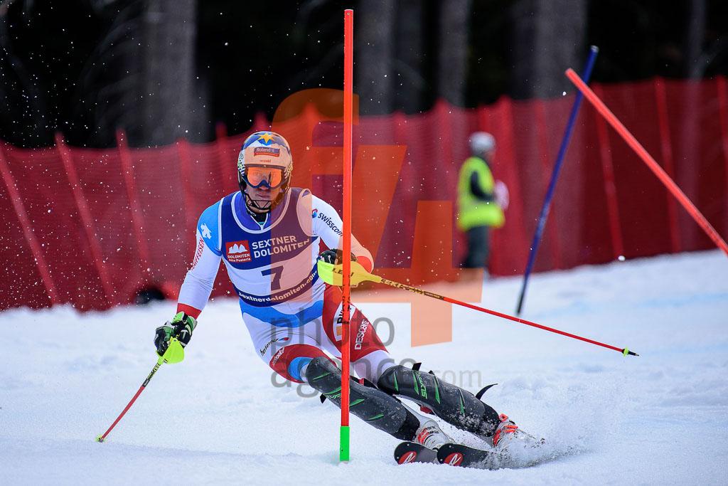 2016/17, European Cup, FIS, Men, SL, San Candido_Innichen (ITA), Season, ZENHAEUSERN Ramon (SUI)