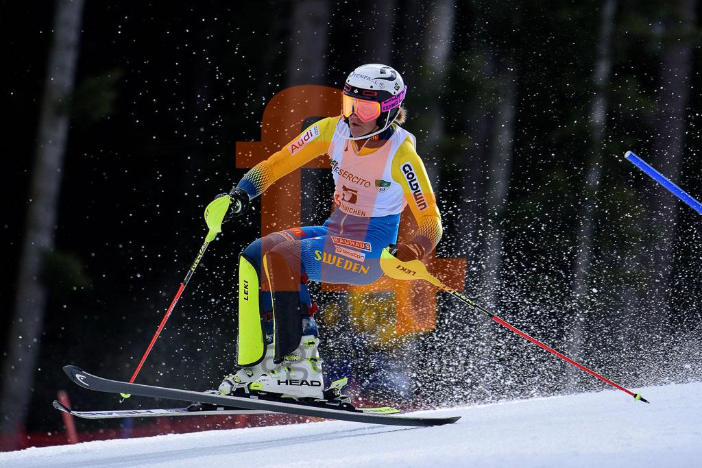 2016/17, European Cup, FIS, SL, SWENN-LARSSON Anna(SWE), San Candido_Innichen (ITA), Season, Women