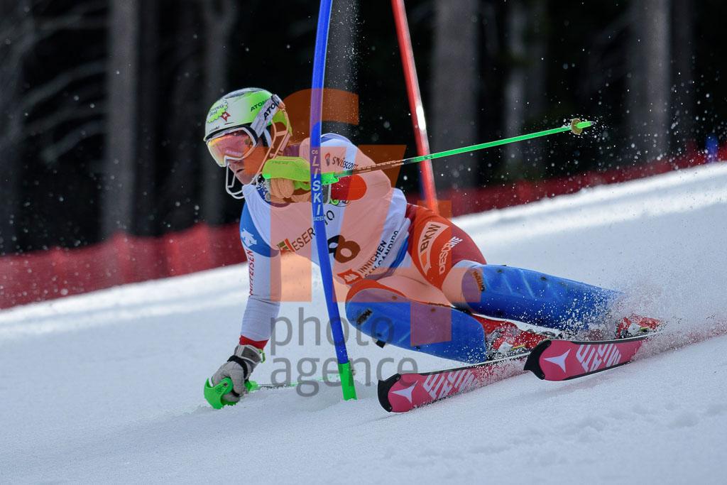 2016/17, BISSIG Carole(SUI), European Cup, FIS, SL, San Candido_Innichen (ITA), Season, Women