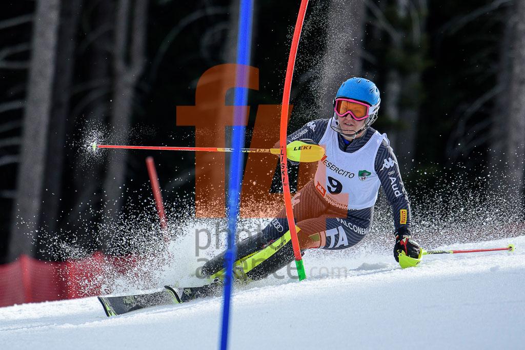 2016/17, AGNELLI Nicole(ITA), European Cup, FIS, SL, San Candido_Innichen (ITA), Season, Women