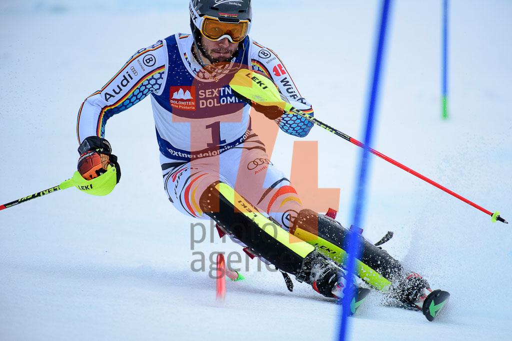 2016/17, European Cup, FIS, Men, SL, STEHLE Dominik (GER), San Candido_Innichen (ITA), Season