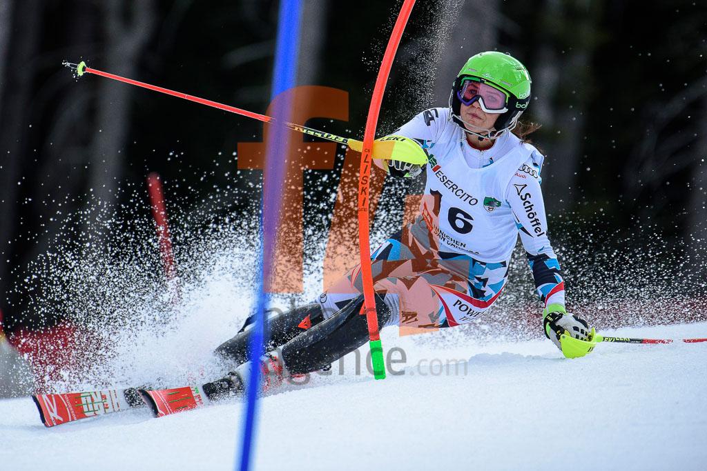 2016/17, European Cup, FEST Nadine(AUT), FIS, SL, San Candido_Innichen (ITA), Season, Women