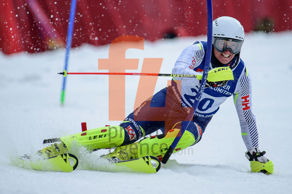 2016/17, European Cup, FIS, JOHANSSON Emil (SWE), Men, SL, San Candido_Innichen (ITA), Season