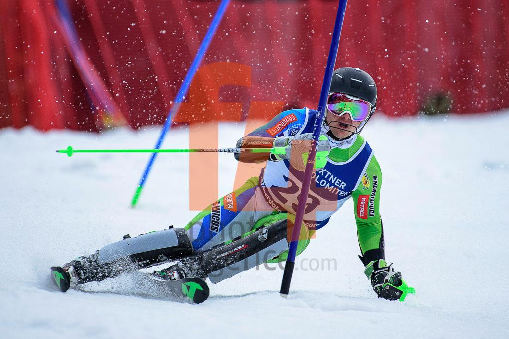 2016/17, European Cup, FIS, GROSELJ Zan (SLO), Men, SL, San Candido_Innichen (ITA), Season