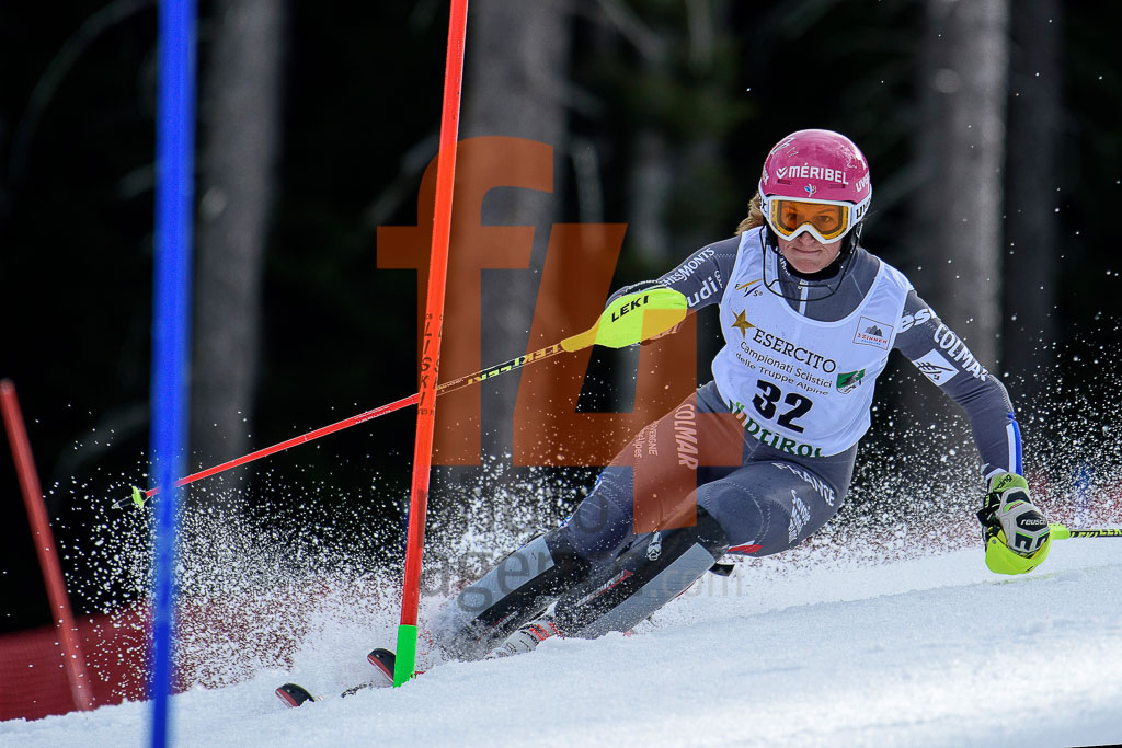 2016/17, European Cup, FIS, FORNI Josephine (FRA), SL, San Candido_Innichen (ITA), Season, Women