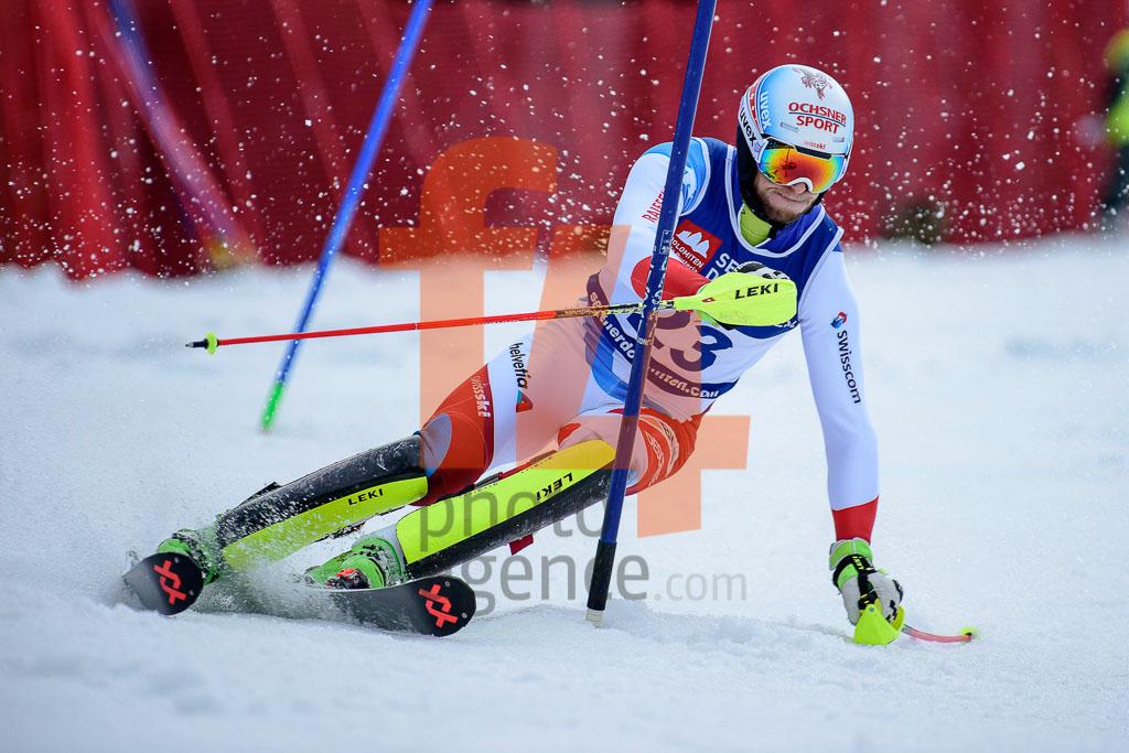 2016/17, European Cup, FIS, GINI Marc (SUI), Men, SL, San Candido_Innichen (ITA), Season