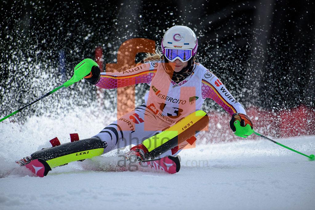 2016/17, European Cup, FIS, HILZINGER Jessica(GER), SL, San Candido_Innichen (ITA), Season, Women