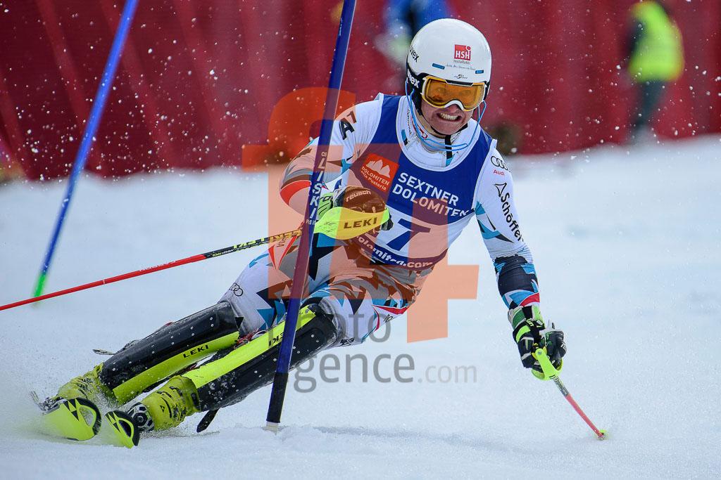 2016/17, European Cup, FIS, LEITGEB Richard (AUT), Men, SL, San Candido_Innichen (ITA), Season