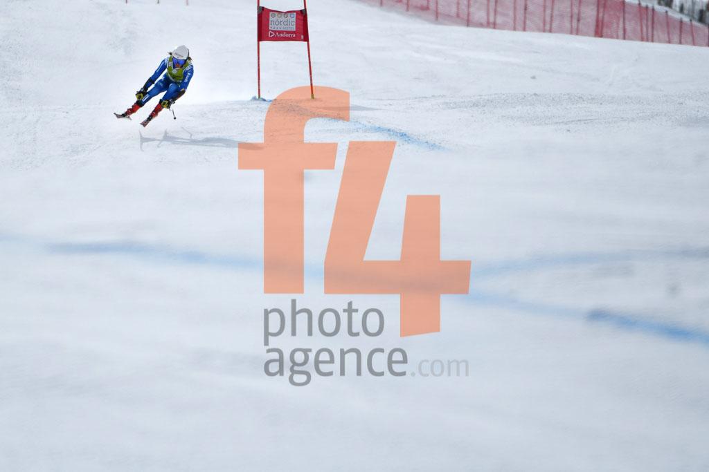 2017/18, DH TRA, El Tarter (AND), European Cup, FIS, HOFER Anna(ITA), Season, Soldeu (AND), Women