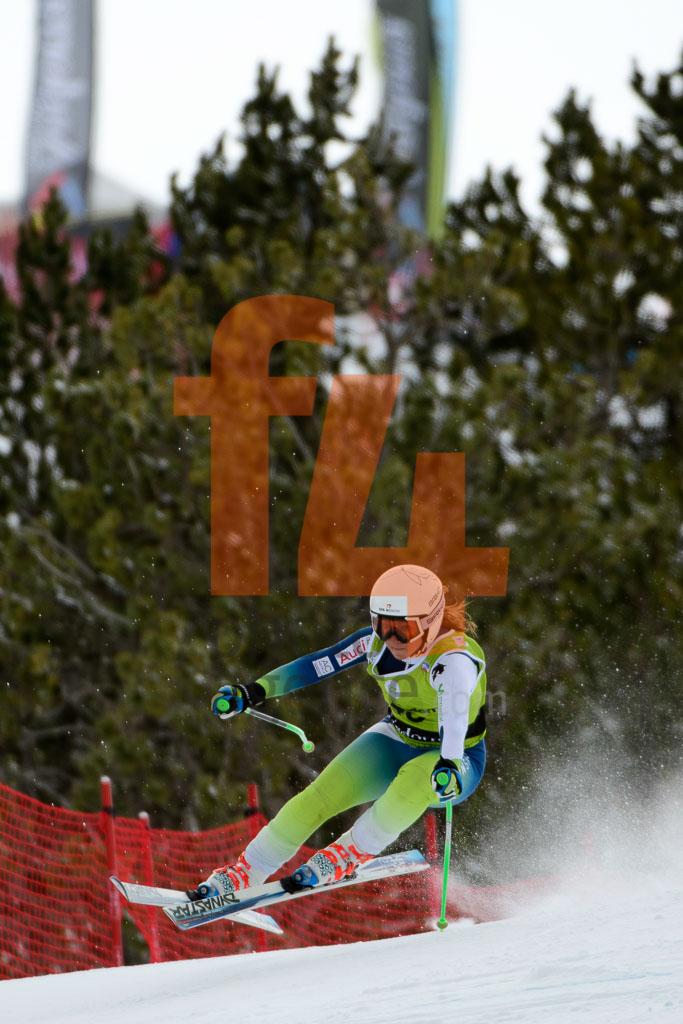 2017/18, DH, ESTEVE Anna  (ESP), El Tarter (AND), European Cup, FIS, Season, Soldeu (AND), Women