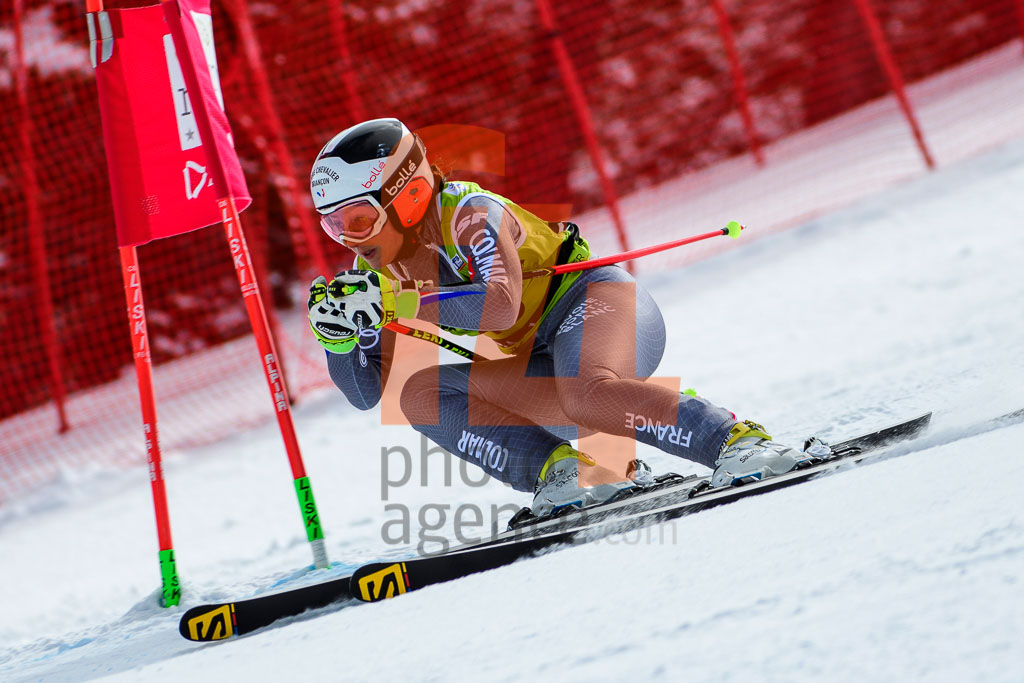 2017/18, DH, El Tarter (AND), European Cup, FIS, PASLIER Esther  (FRA), Season, Soldeu (AND), Women