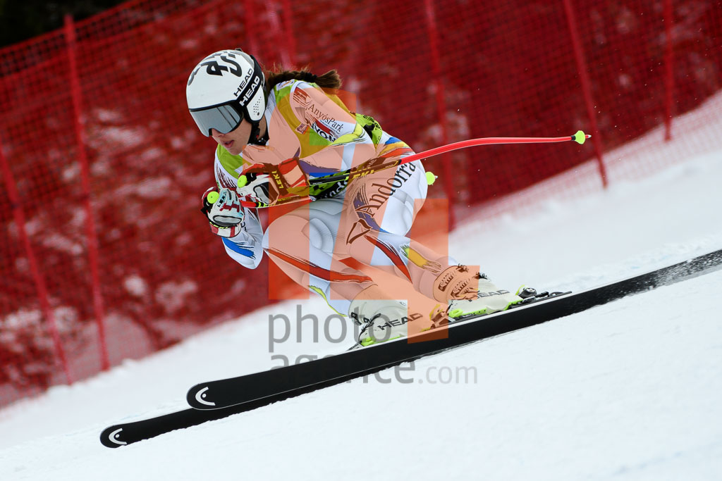 2017/18, DH, El Tarter (AND), European Cup, FIS, MORENO BECERRA Cande  (AND), Season, Soldeu (AND), Women
