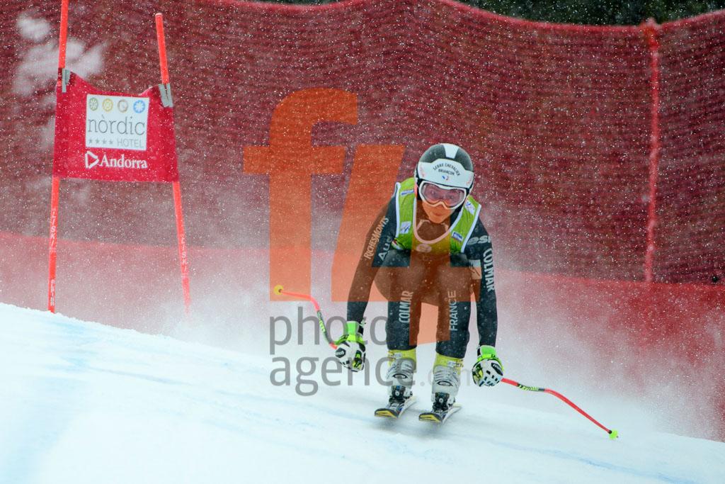 2017/18, DH, El Tarter (AND), European Cup, FIS, Season, Soldeu (AND), Women